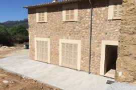 RENOVATION COUNTRY HOUSE SOLLER