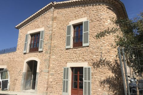RENOVATION COUNTRY HOUSE BINIBASSI